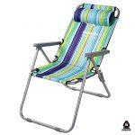 صندلی تاشو نیمه تخت خواب شو موتی مدل MO402